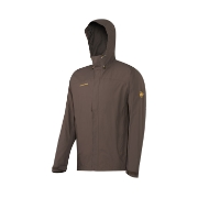 Mammut Lugano Jacket Men dark oak