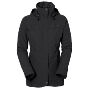 Vaude Idris Women's 3in1 Parka Black, image 2