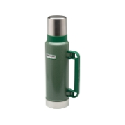Stanley Classic Vacuum Bottle 1.3 liter, stainless steel 18/8, green, image 2
