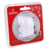 Skross country adapter World to United Kingdom, image 3