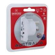 Skross Country Plug Adapter - World to Australia, image 3