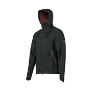 Mammut Ultimate Hoody Men black dark-inferno