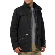 Bergans Oslo Insulated Jkt Black, image 4