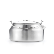 GSI Glacier Stainless Tea Kettle, image 3